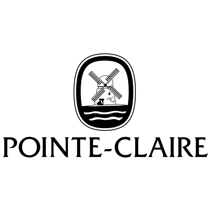 Pointe Claire vector logo