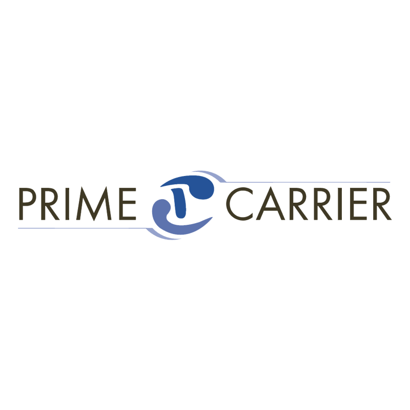 Prime Carrier vector logo