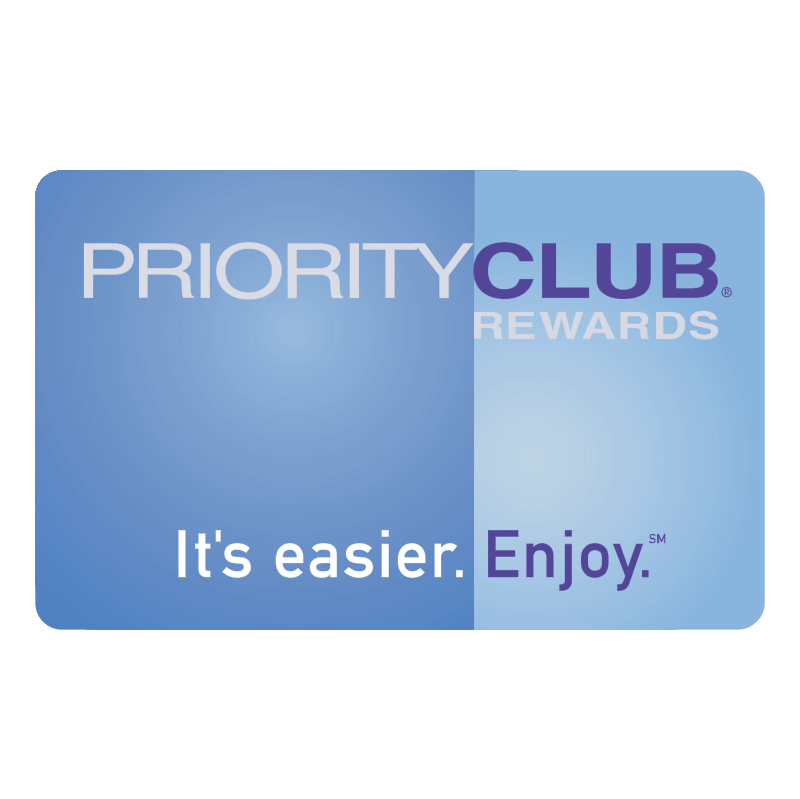 Priority Club Rewards vector