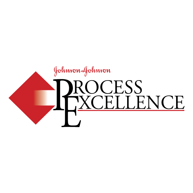 Process Excellence vector logo