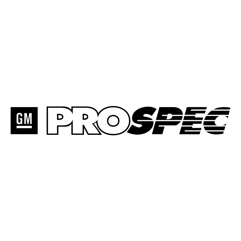 ProSpec vector logo