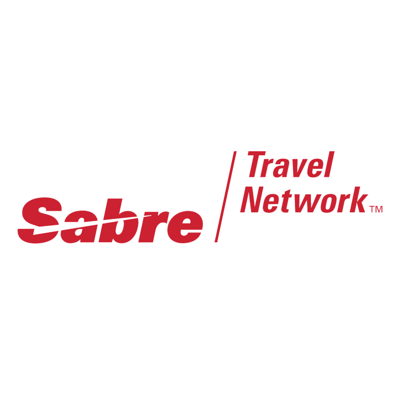 Sabre Travel Network vector