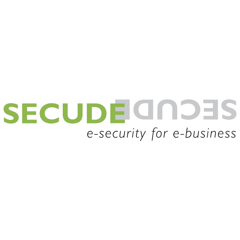 Secude vector logo