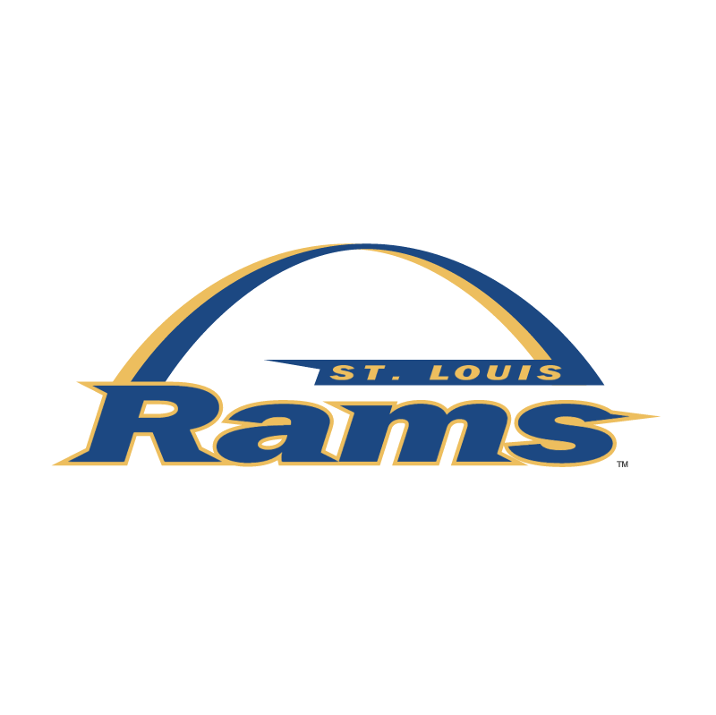 St Louis Rams vector logo