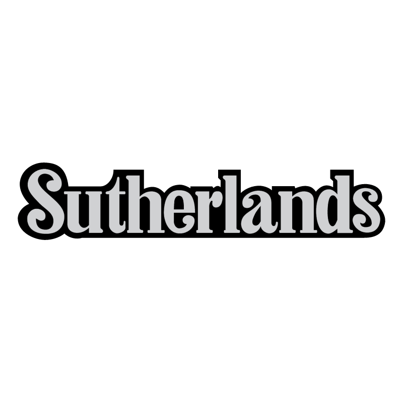 Sutherlands vector logo