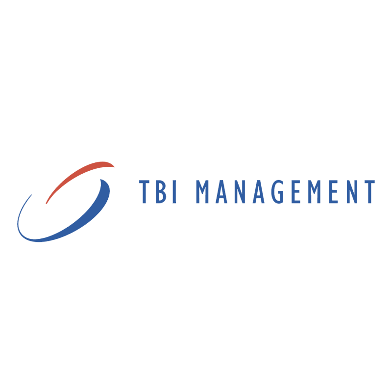 TBI Management vector logo