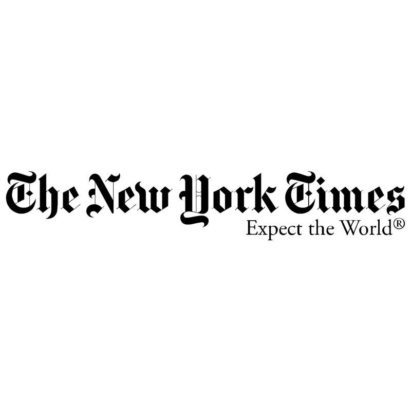 The New York Times vector logo