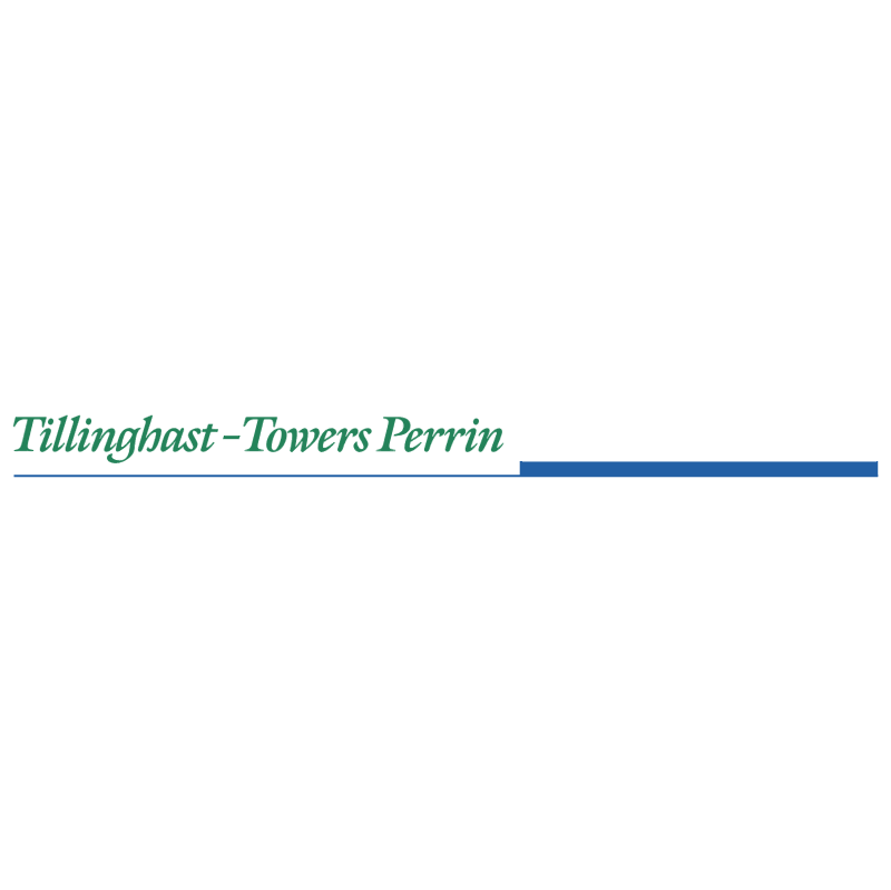 Tillinghast Towers Perrin vector