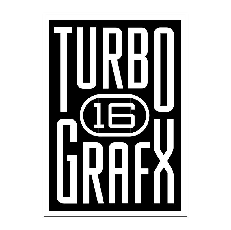 Turbo GrafX vector