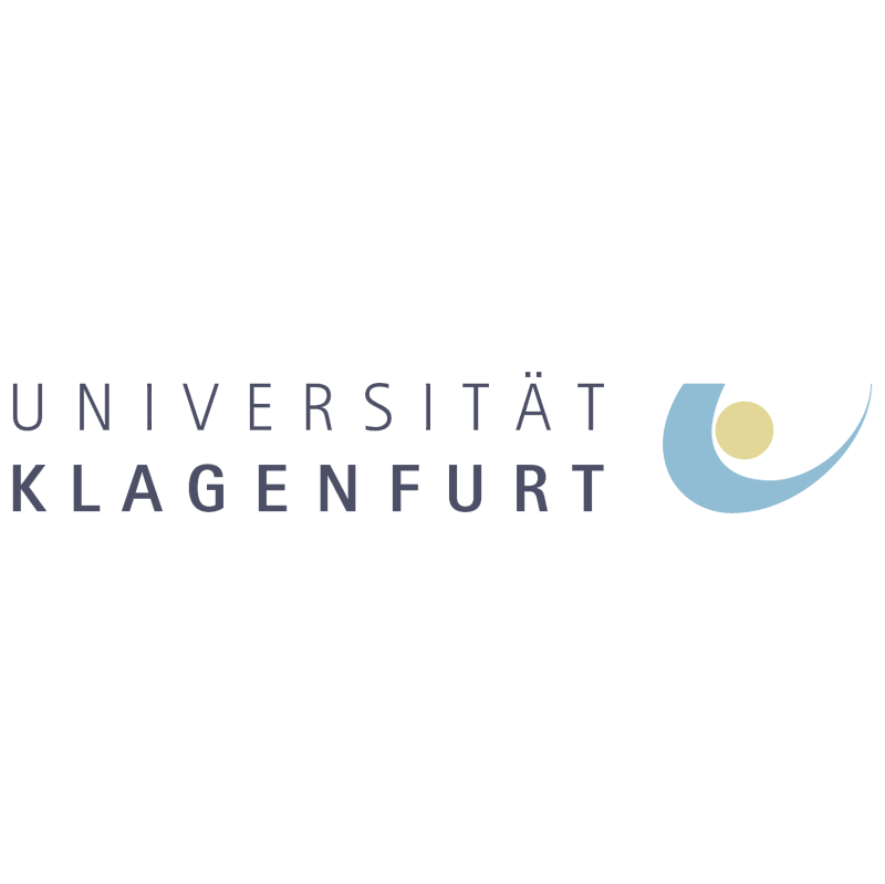 Universitat Klagenfurt vector logo