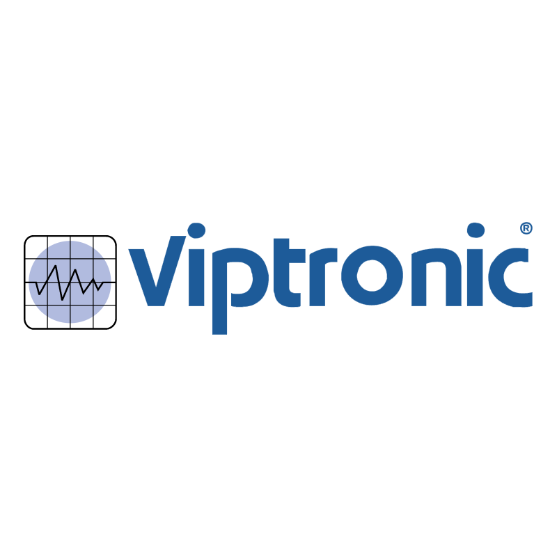 Viptronic vector logo