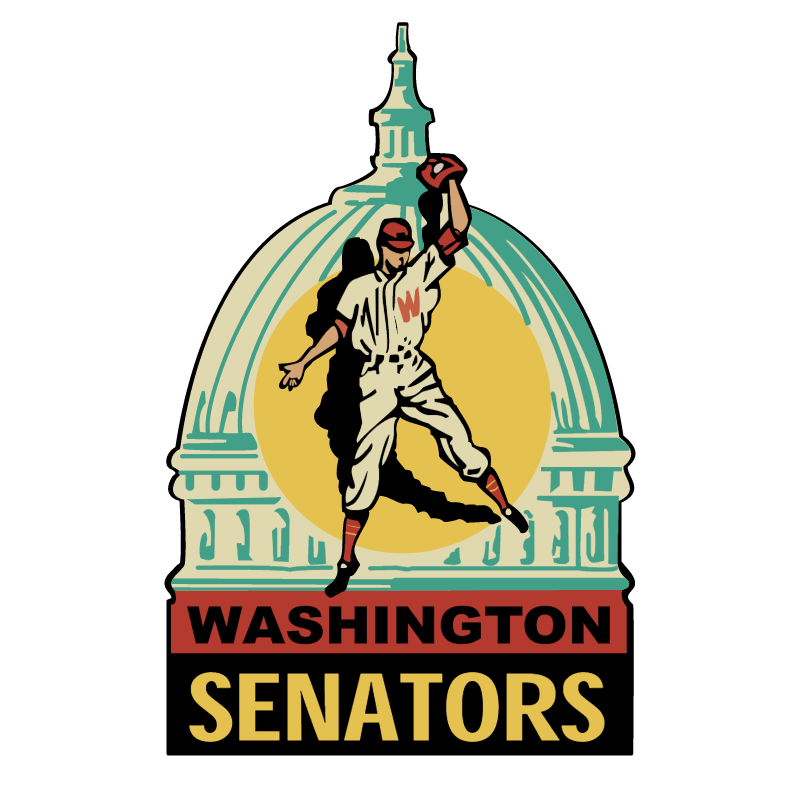 Washington Senators vector