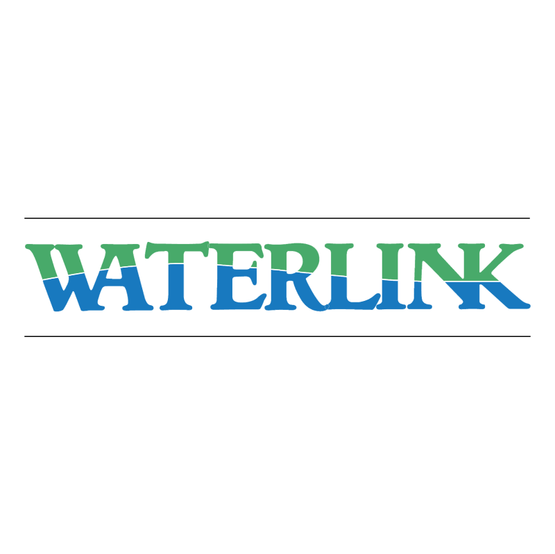 Waterlink vector logo