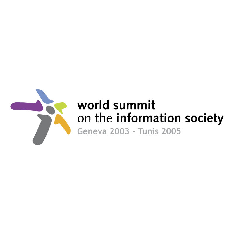 World Summit on the Information Society logo