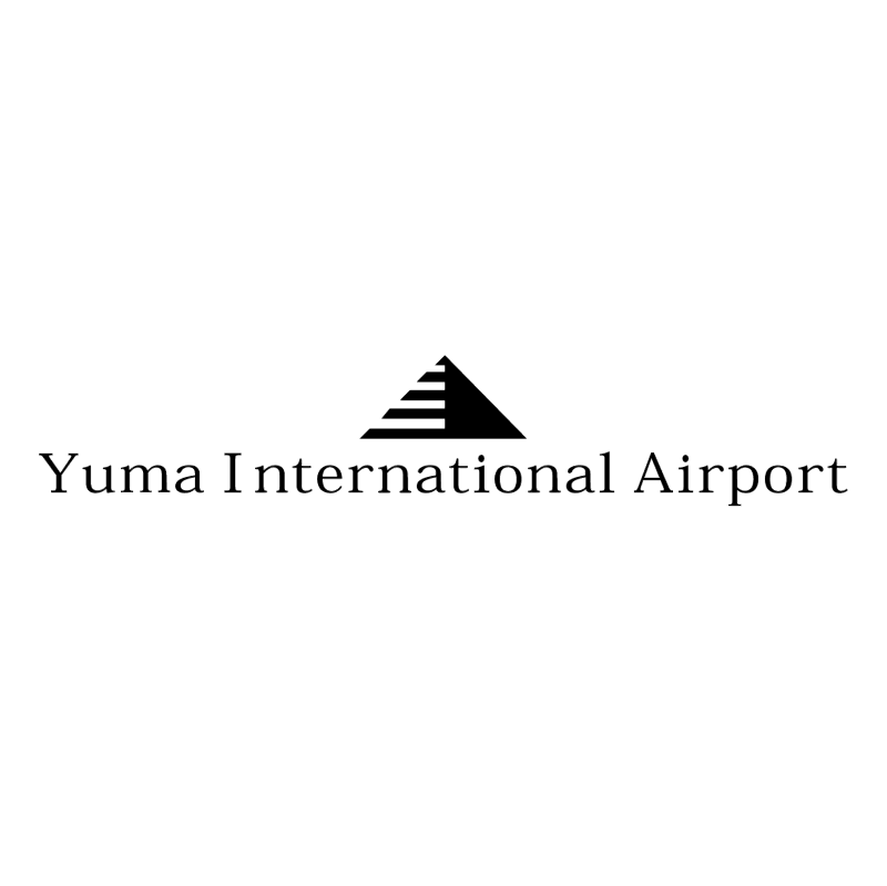 Yuma International Airport vector