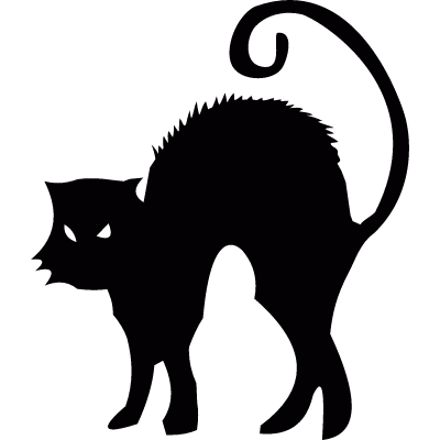 Fright Cat logo