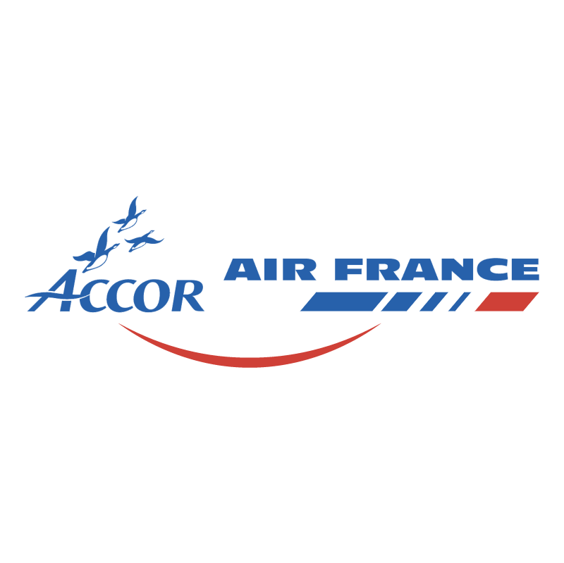 Accor + Air France vector