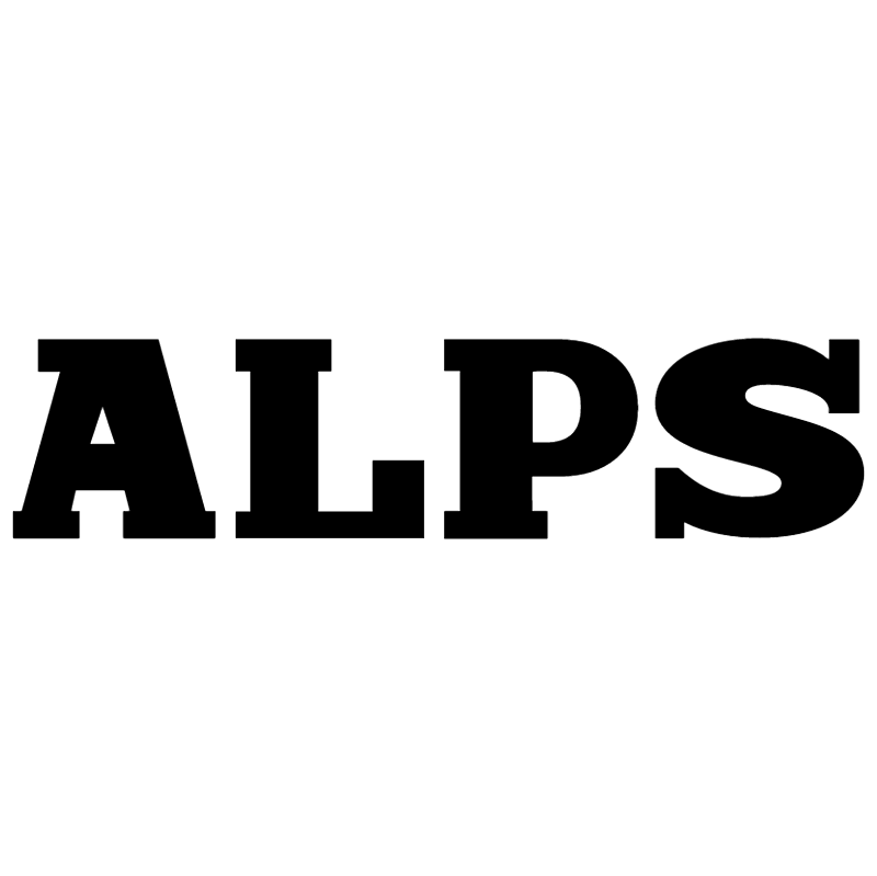 Alps 7198 vector logo