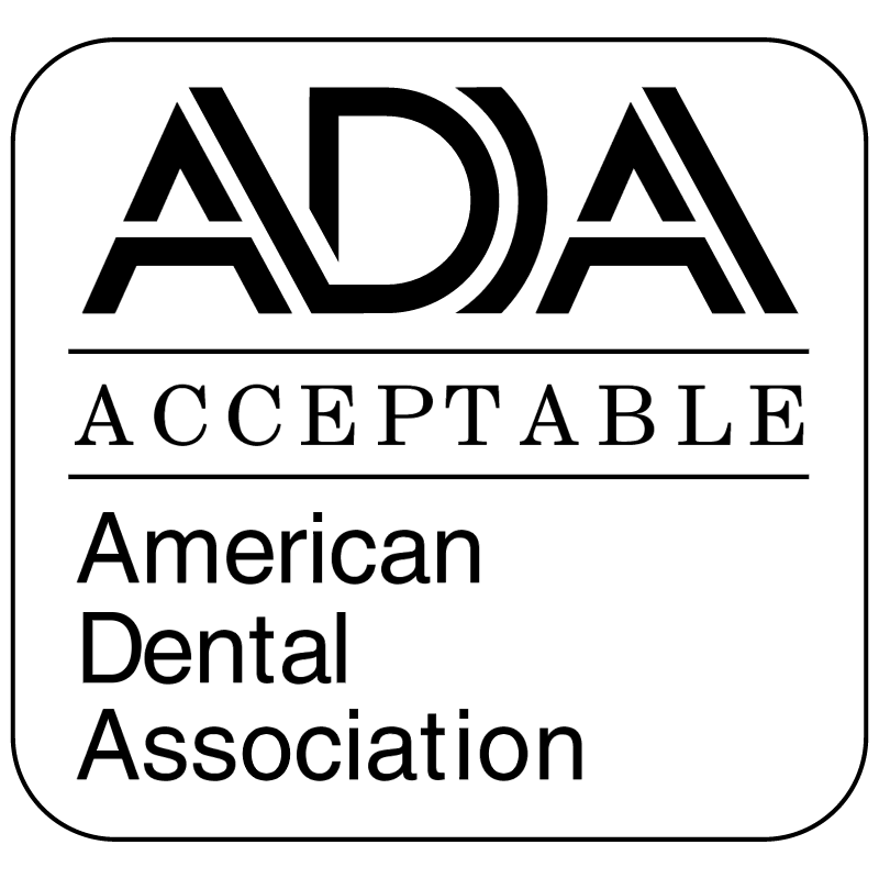 American Dental Association 4116 logo