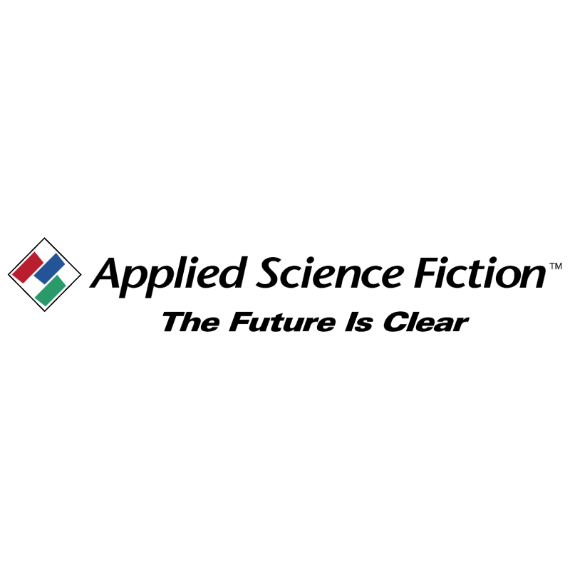 Applied Science Fiction vector