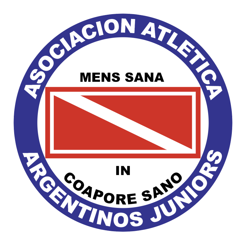 Argentinos Juniors vector logo