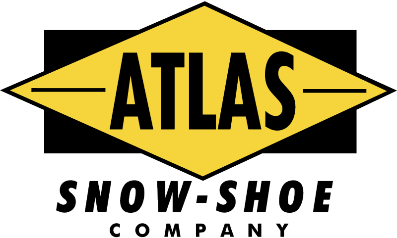 ATLAS SNOW SHOE vector