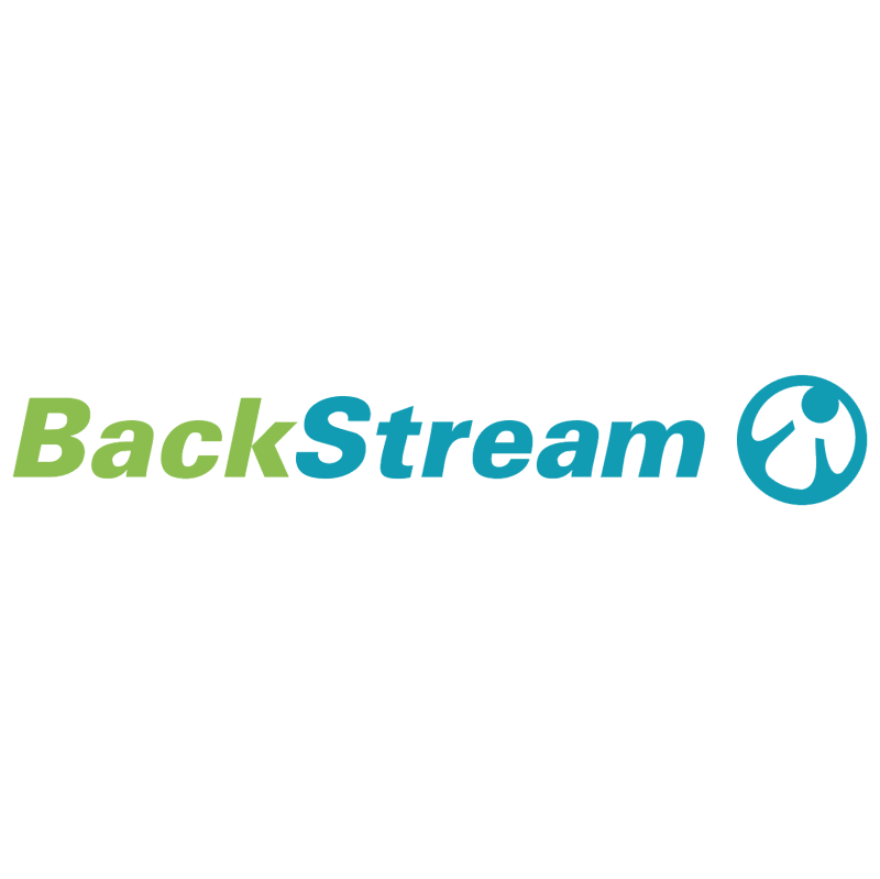 BackStream 42226 vector logo