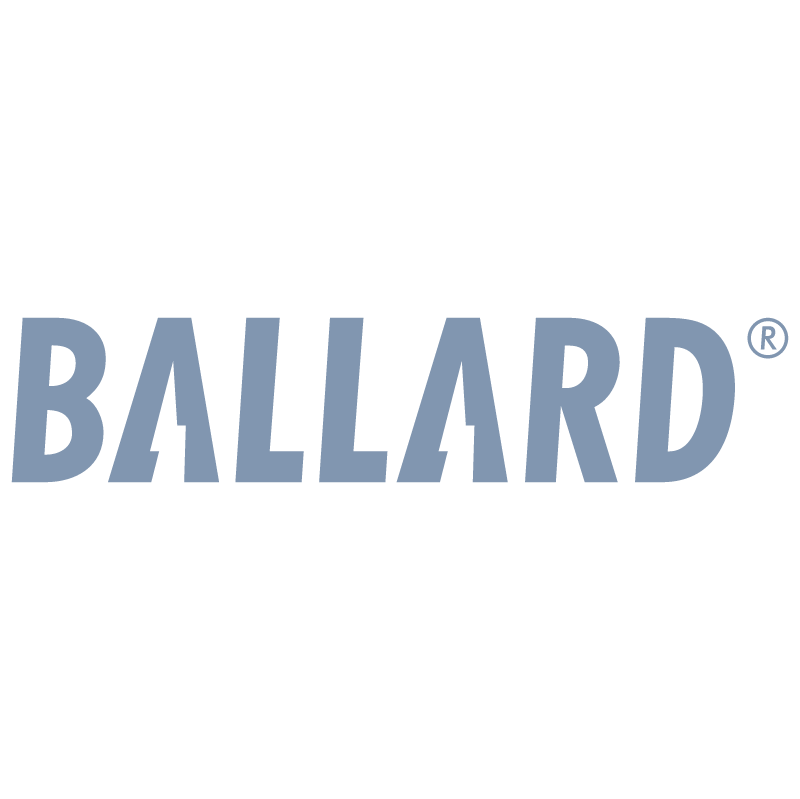 Ballard Power Systems 23827 vector