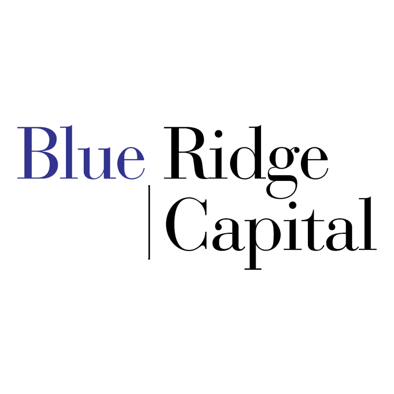 Blue Ridge Capital vector logo