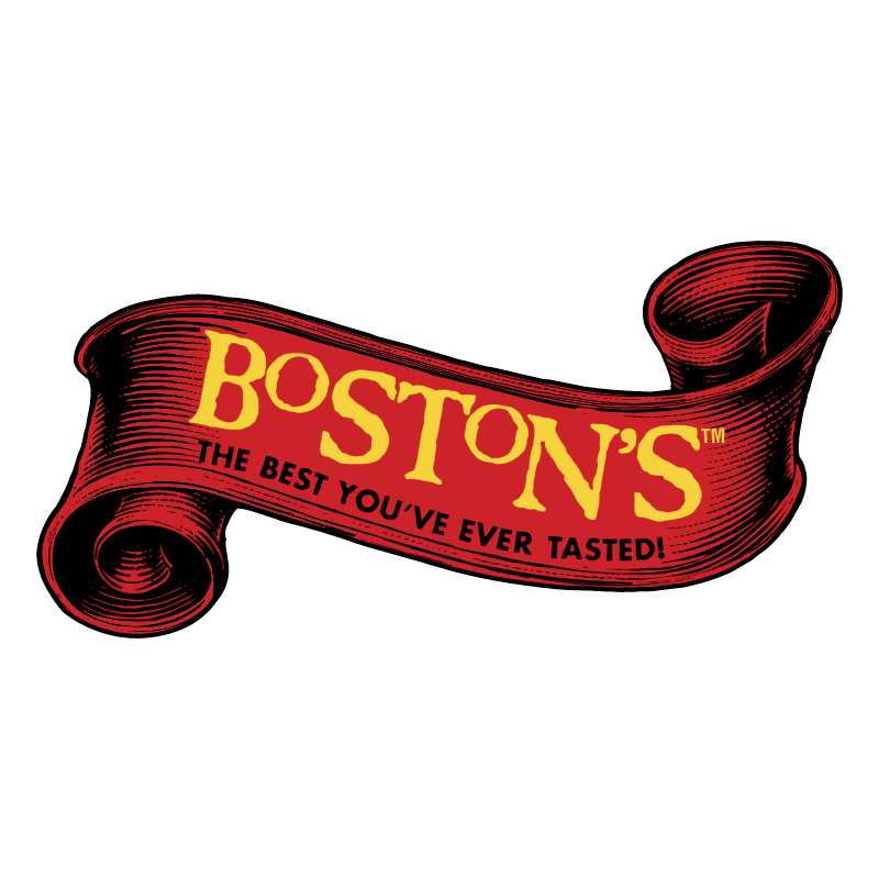 Boston's vector logo