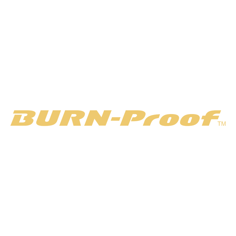 Burn Proof vector