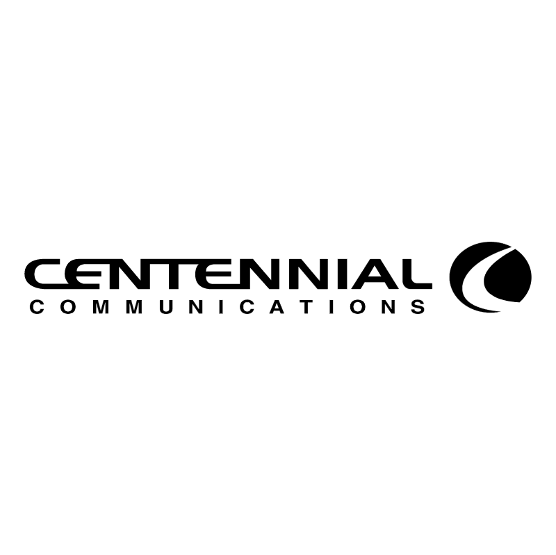 Centennial Communications vector logo
