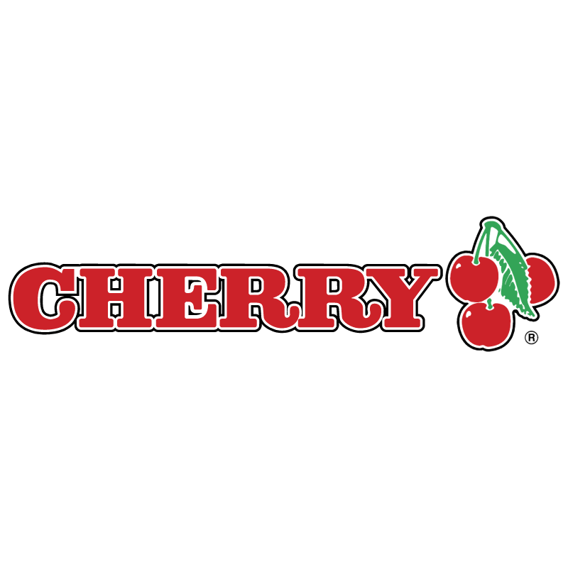Cherry vector logo