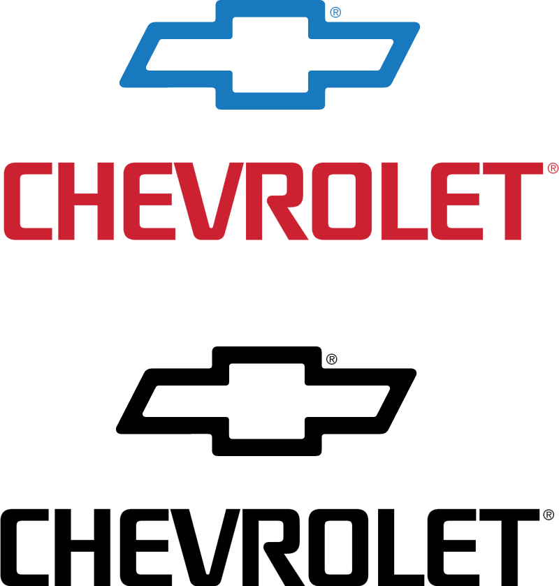 Chevrolet logo3 vector