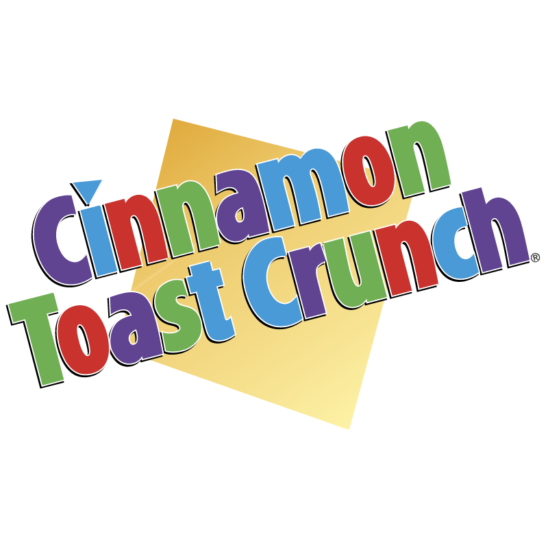 Cinnamon Toast Crunch vector