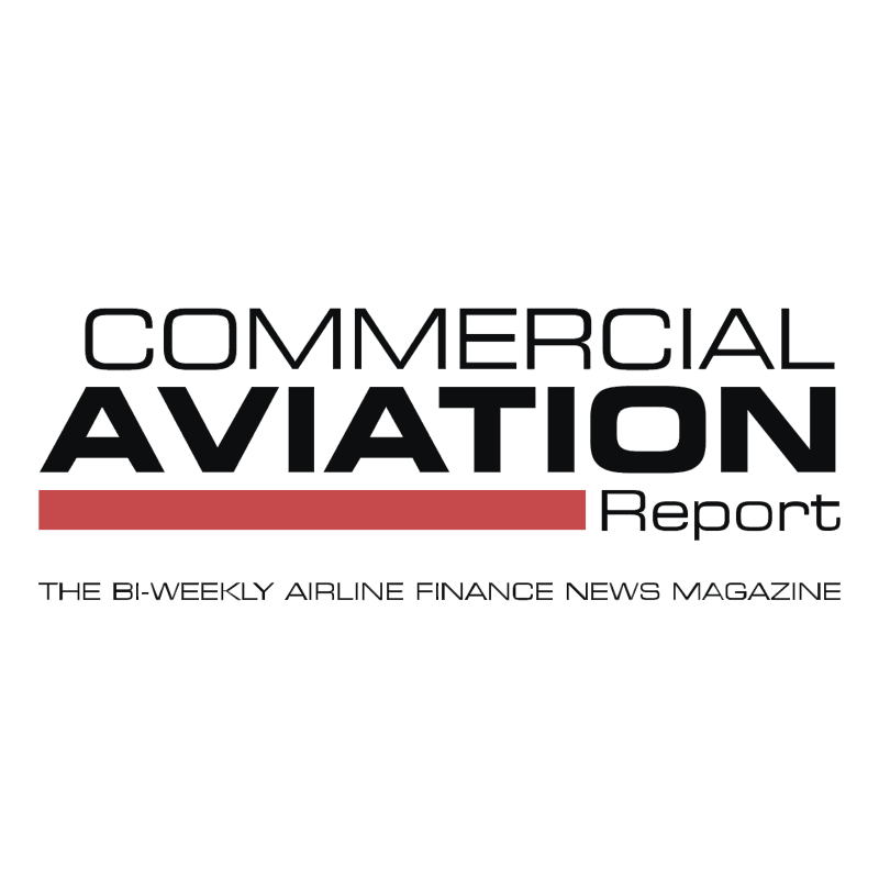 Commercial Aviation Report vector
