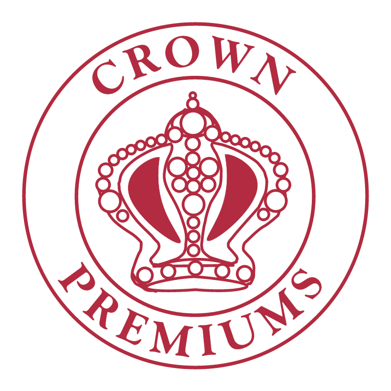 Crown Premiums vector