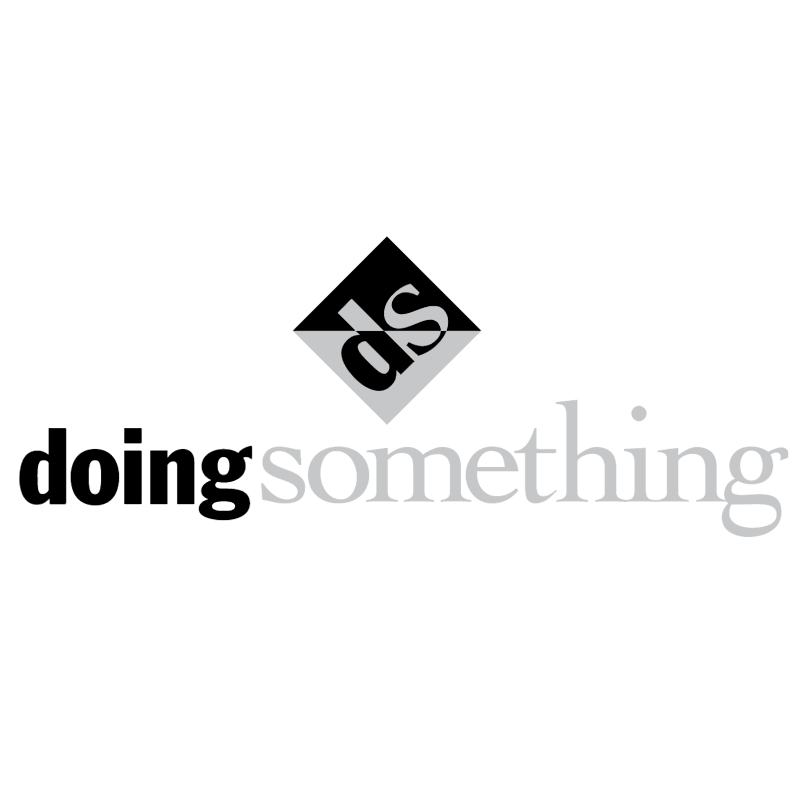 doingsomething vector logo