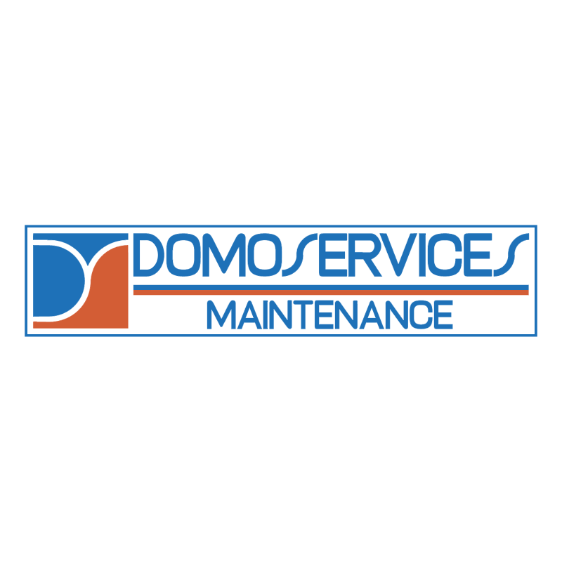 Domoservices Maintenance vector logo