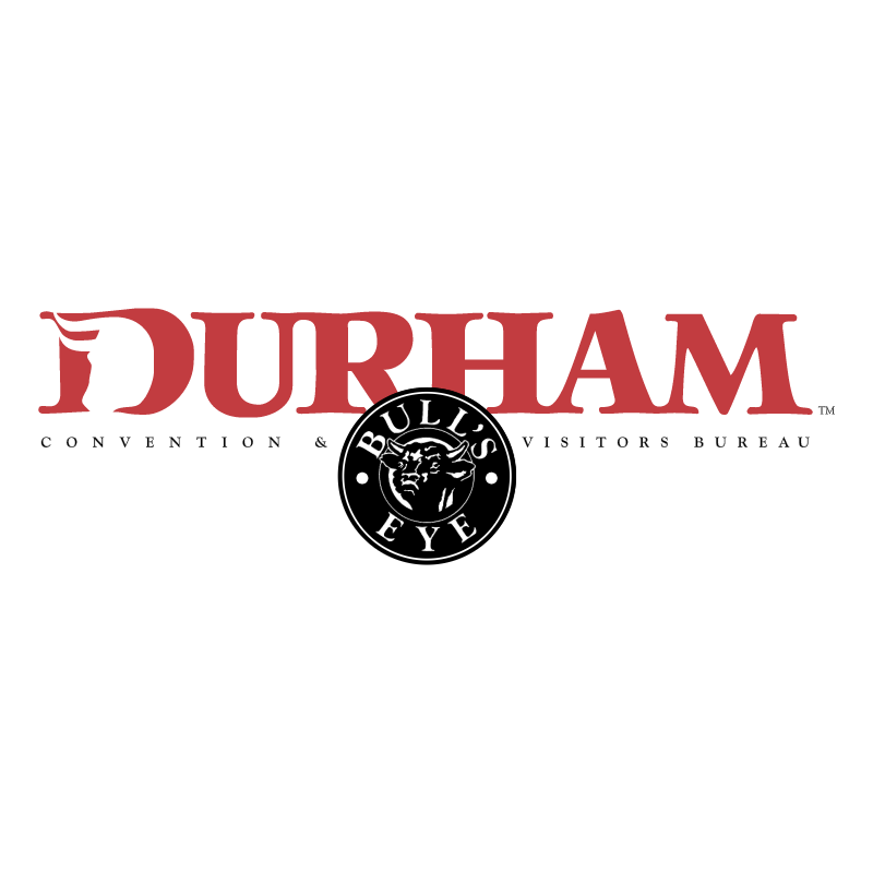 Durham Convention & Visitors Bureau logo