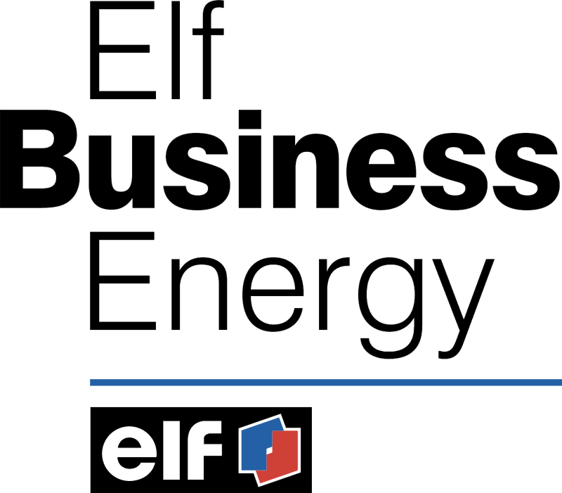 ELF BUSINESS ENERGY 1 logo
