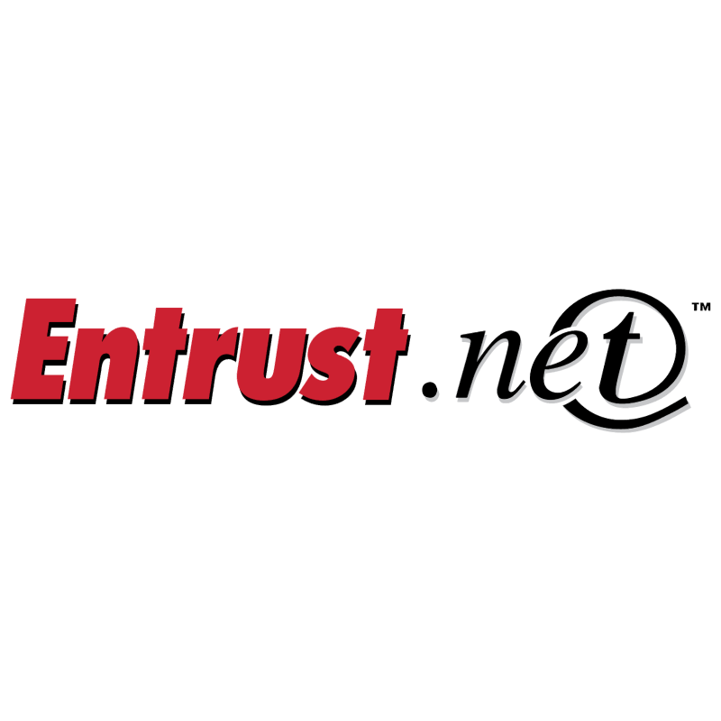 Entrust net vector logo