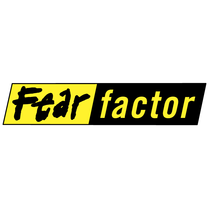 Fear Factor vector