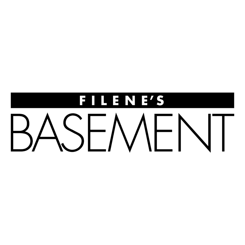 Filene's Basement vector