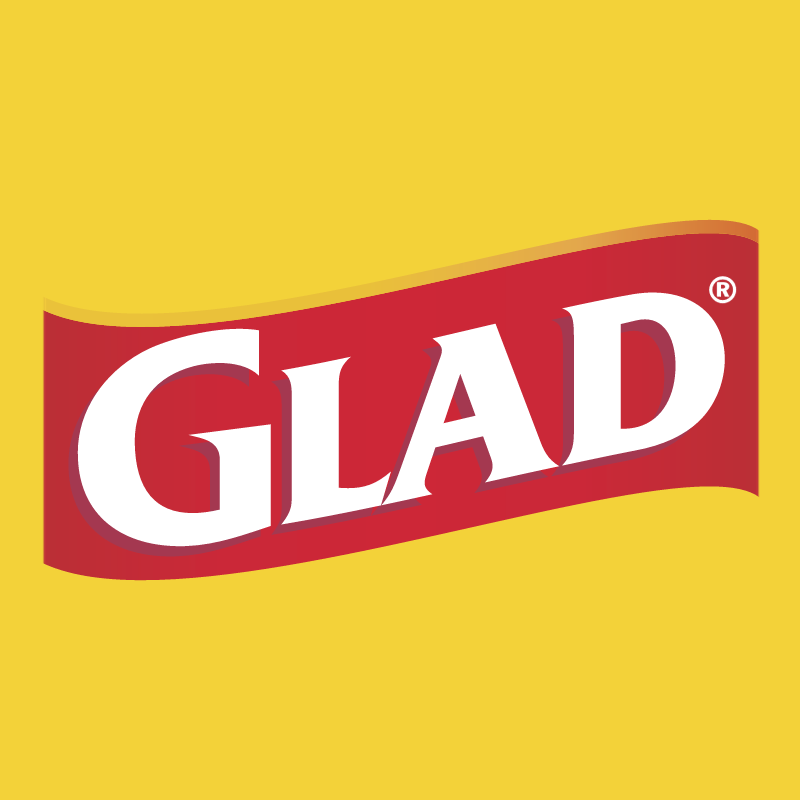 GLAD vector logo