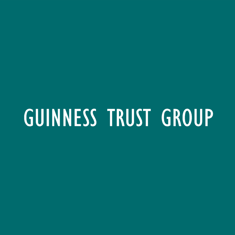 GUINNESS TRUST GROUP vector logo