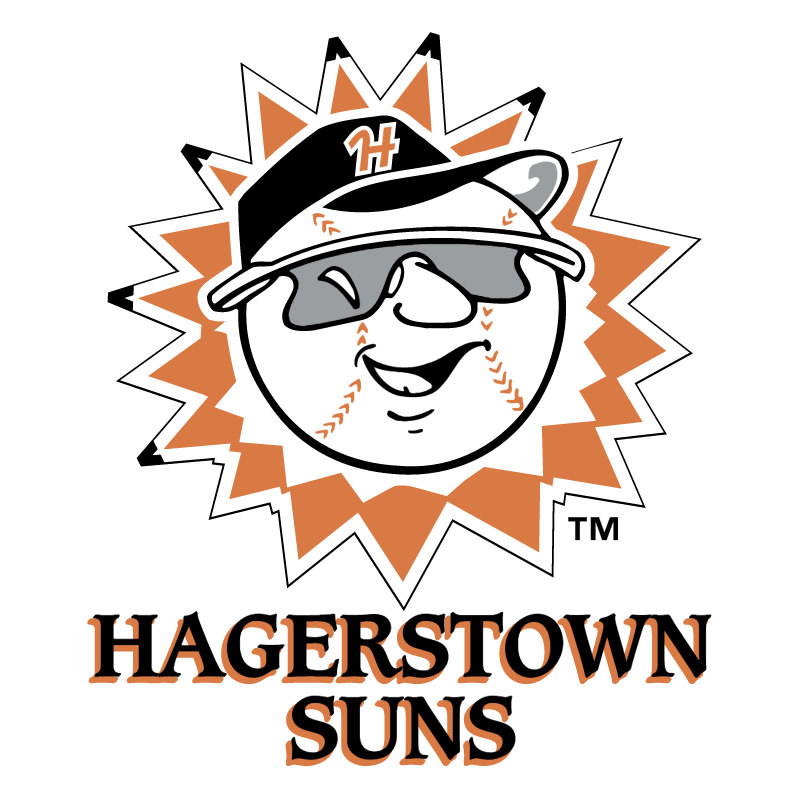Hagerstown Suns vector