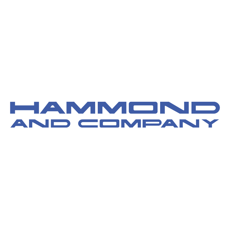 Hammond and company vector logo