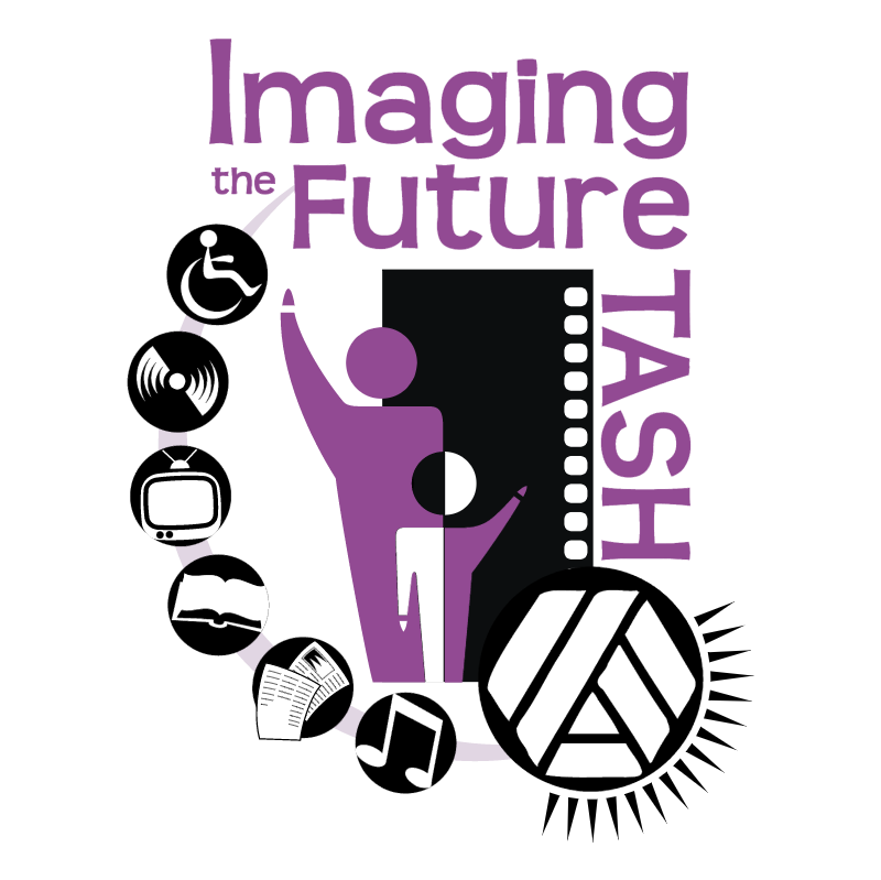 Imaging the Future vector logo