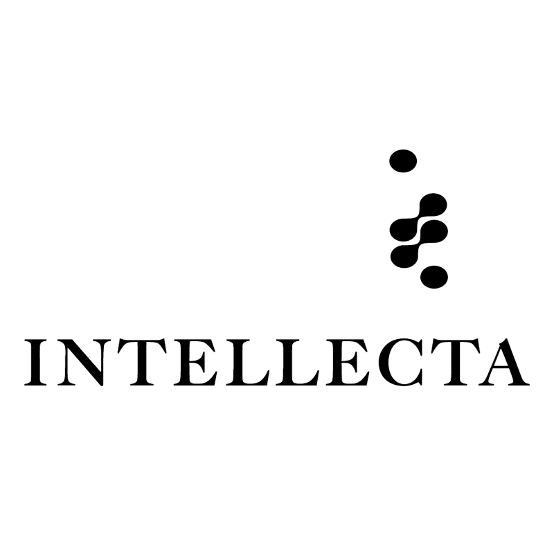 Intellecta vector logo